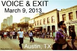 March 9, 2013 Austin TX